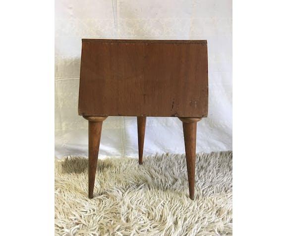 Table de chevet tripode années 60