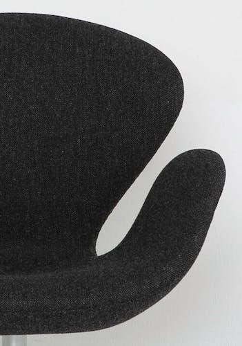 Fauteuil Swan par Arne Jacobsen, edition Fritz Hansen