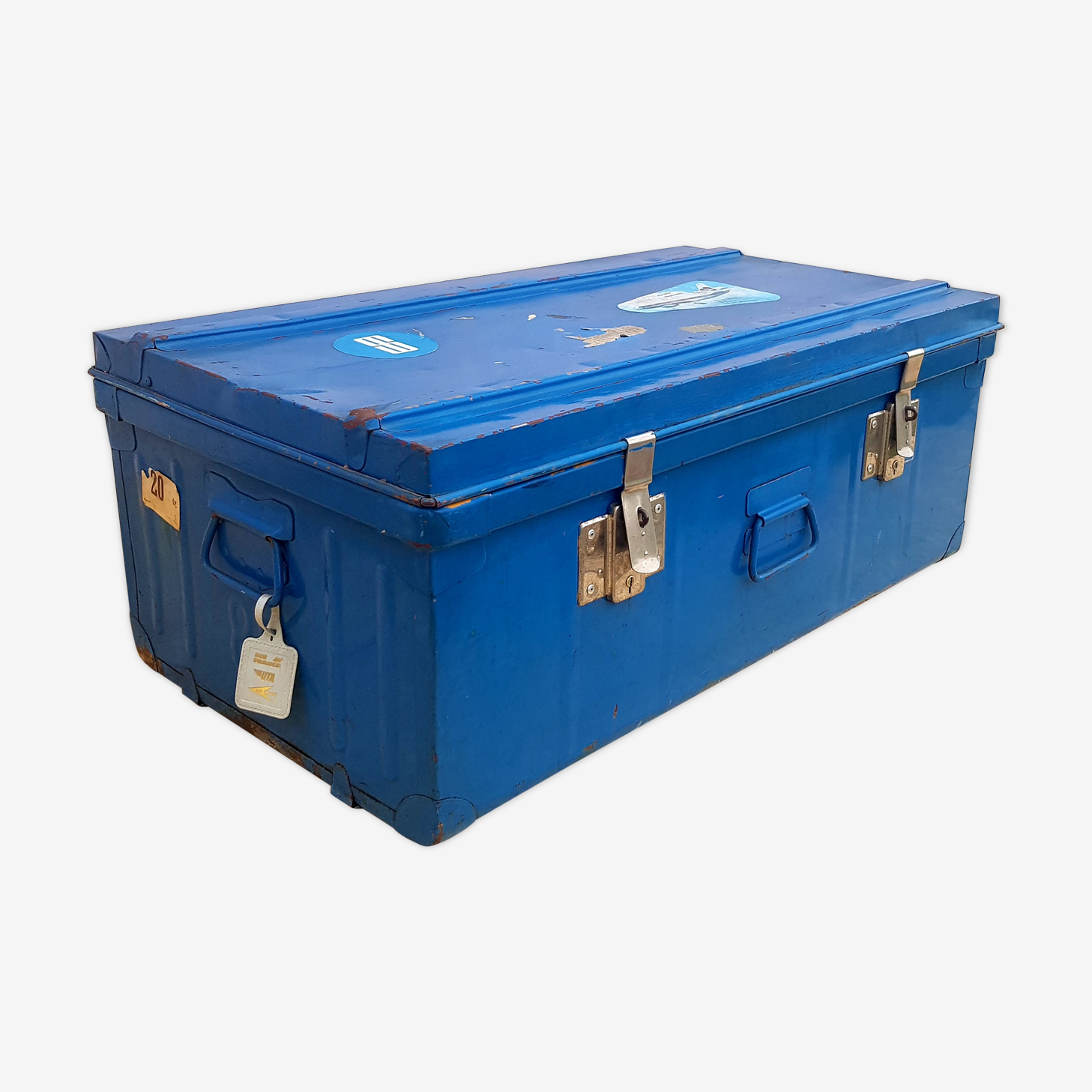 Storage box metal