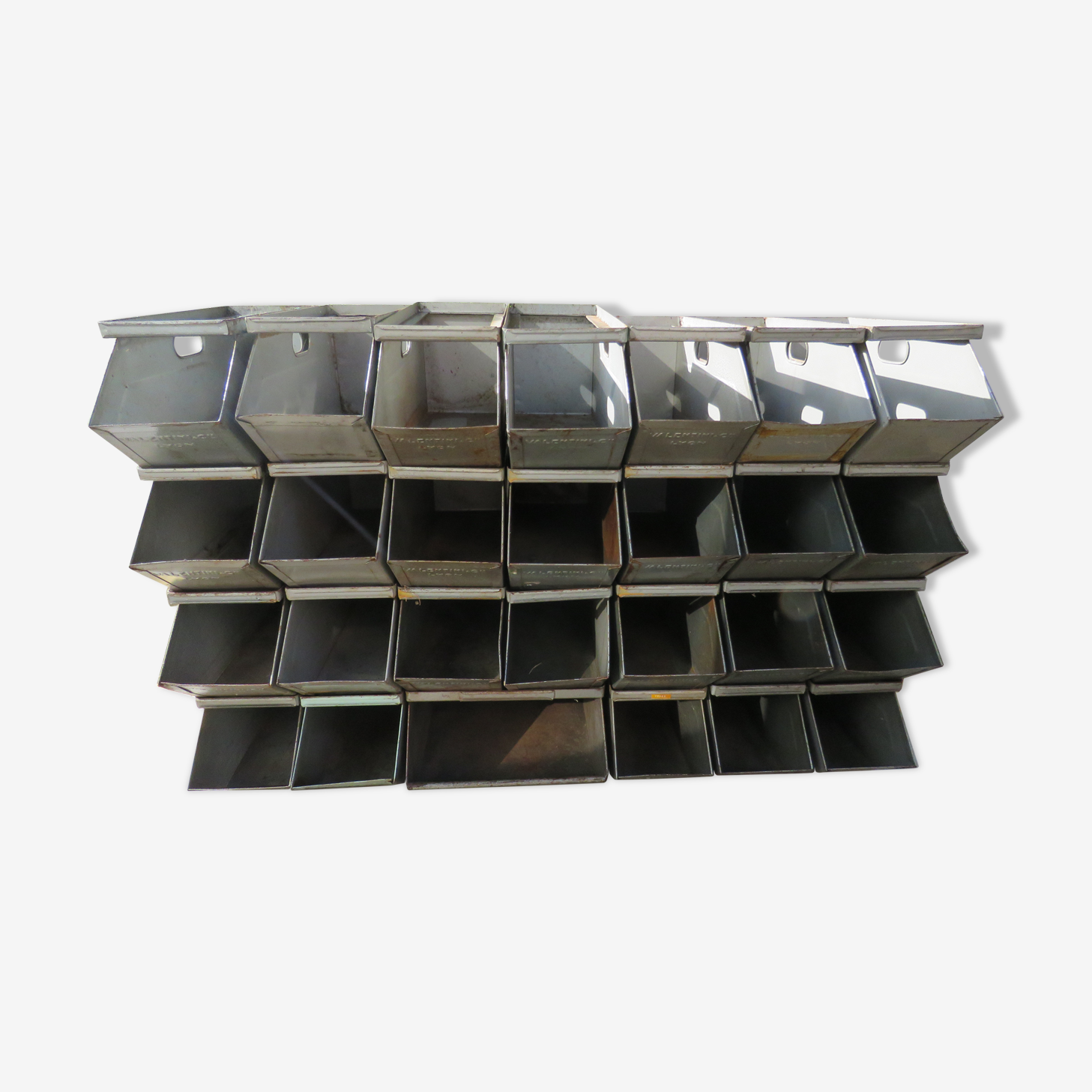 casier metal valentini