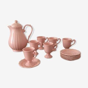 Tea, coffee or vintage chocolate service