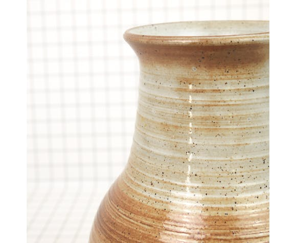 Vase en grès du Marais