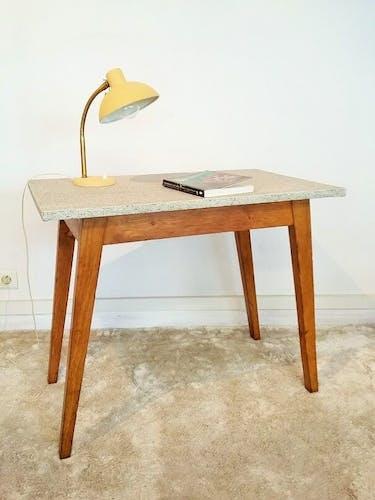 Desk child vintage compass