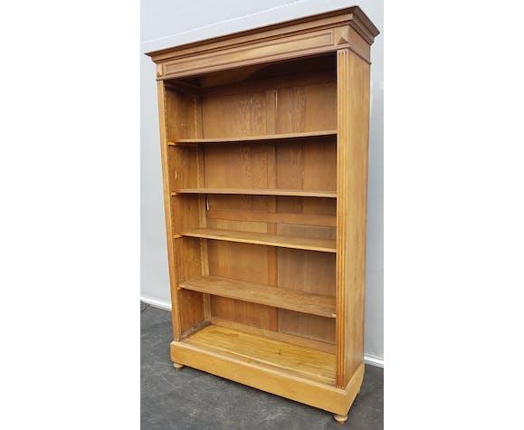 Revival Library natural oak