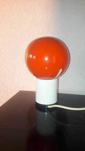 Lampe Toy design Ezio Didone pour Ecolight, 1968