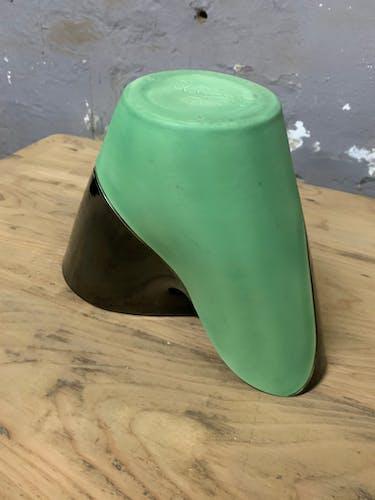 Vase céramique elchigner 1950