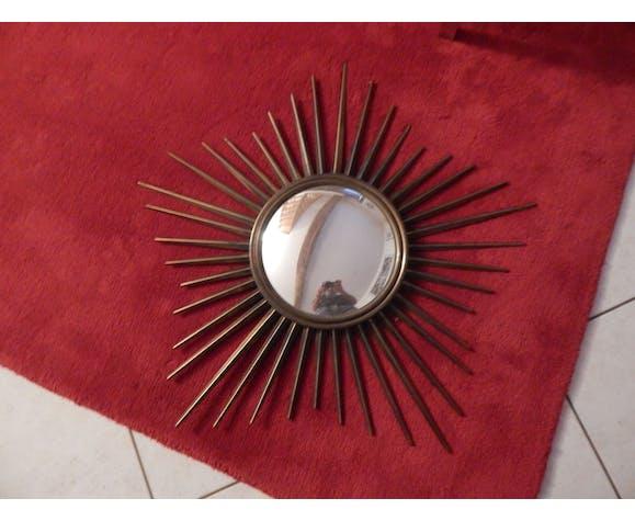 Miroir soleil bombé Chaty 63cm