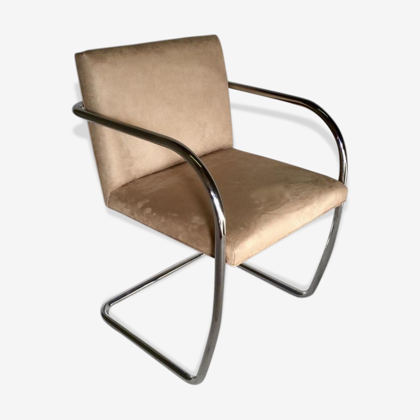 Chaise de bureau moderniste 1980s
