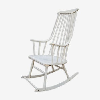 Rocking chair Grandessa by Lena Larsson