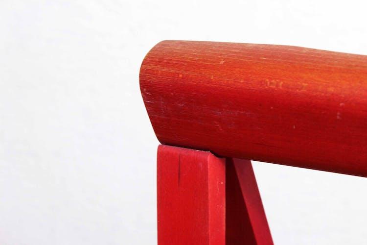 Paire de chaises pliantes Aldo Jacober