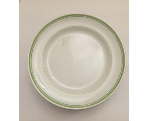 Suite of 6 dessert plates