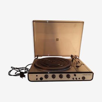 Tourne disque continental edison vintage