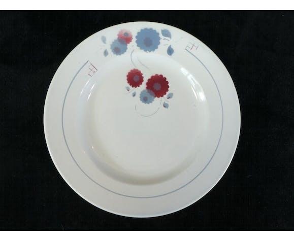 Set de 6 assiettes a dessert Digoin Badonviller modele Micheline