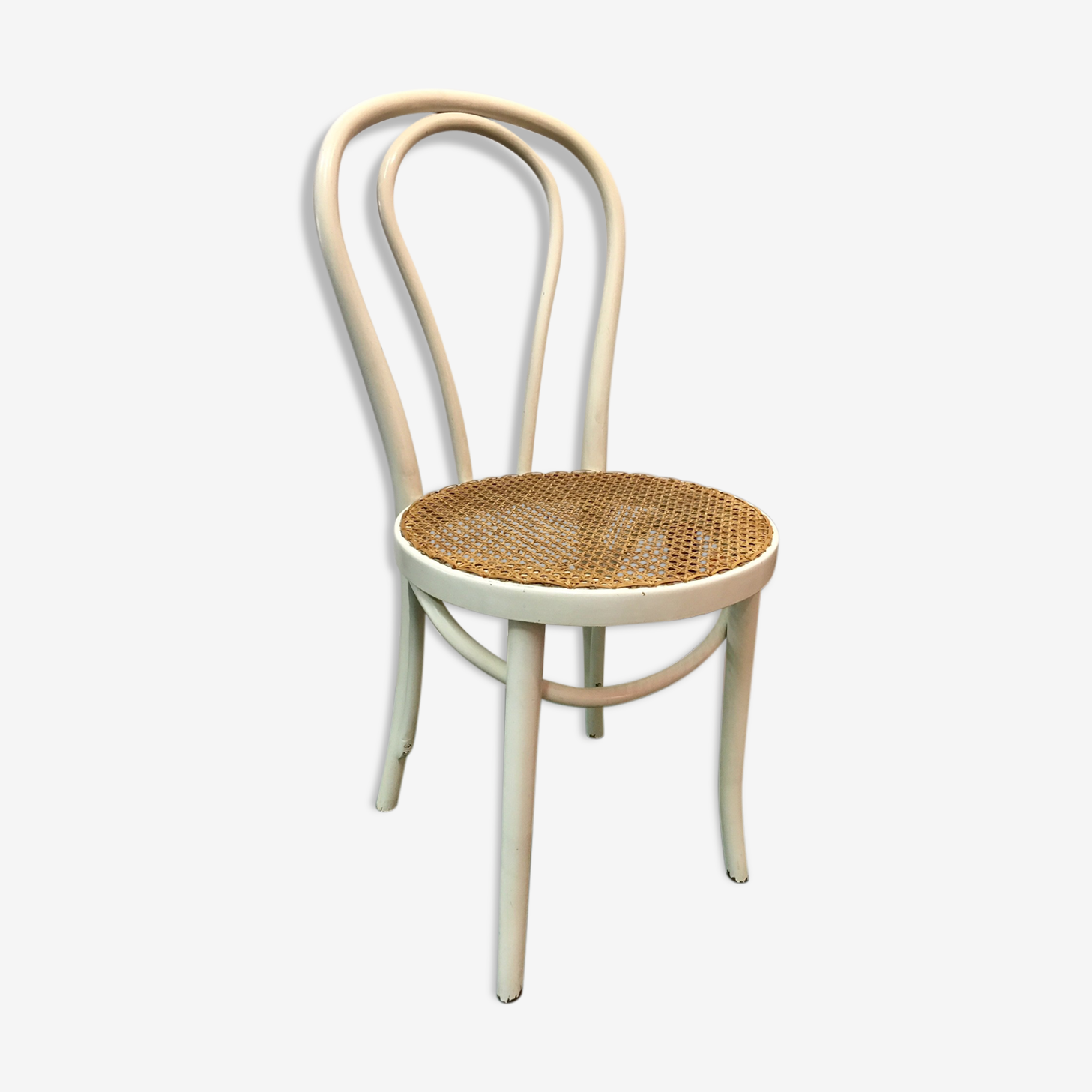 Bistro Chair Chania white old