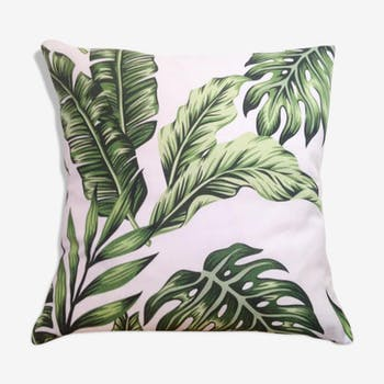 Forest virgin cushion cover
