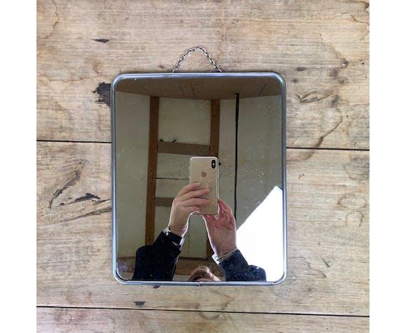 Miroir de barbier 28x23cm
