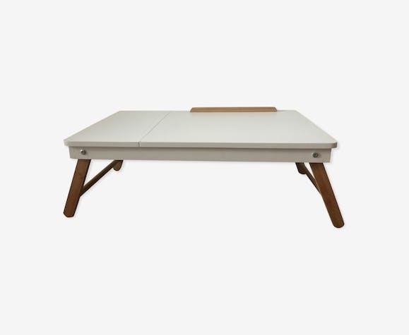 Table De Lit Pliable Table Portable Pour Ordinateur Avec Tiroir
