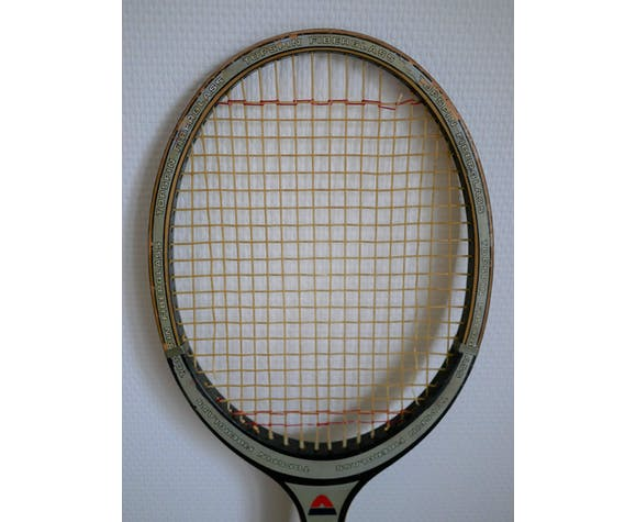 Old Donnay made in Belgium tennis racket