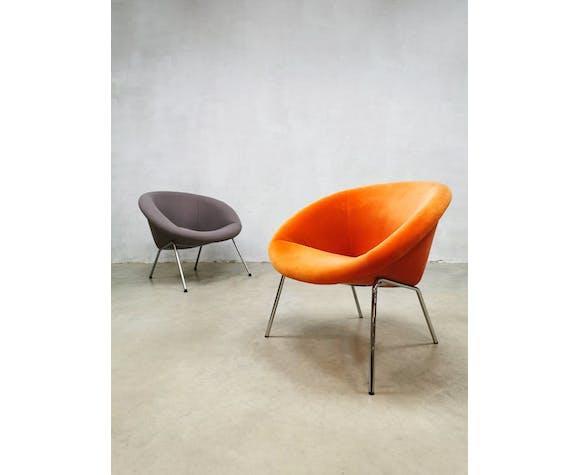 Chaise de salon CE369 par Walter Knoll, années 1980