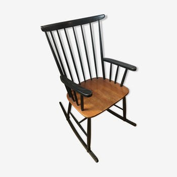 Rocking chair Inge Andersson 1960
