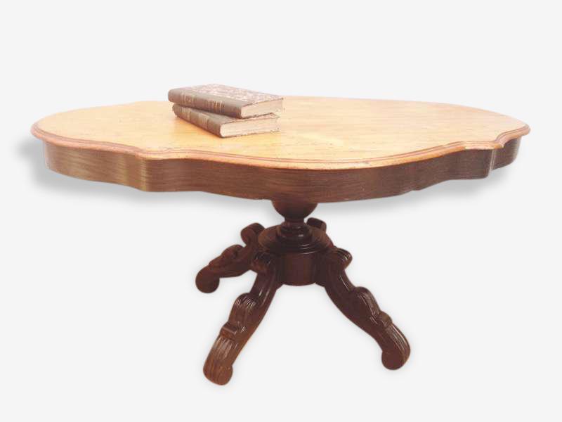 Table basse vintage revisitée