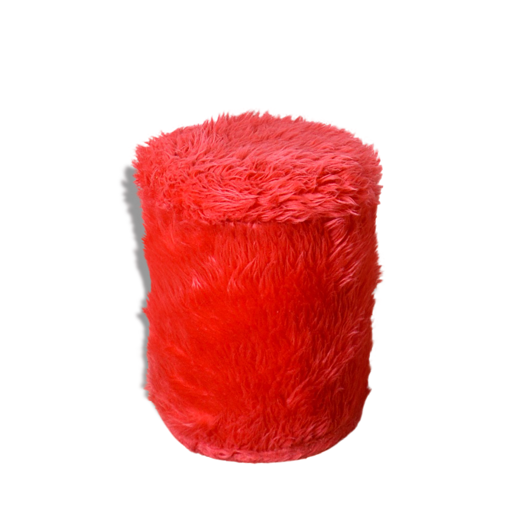 Pouf en fourrure latest fauteuil fausse fourrure plaid pour dossier imitation pouf poire fausse - Pouf fausse fourrure ...