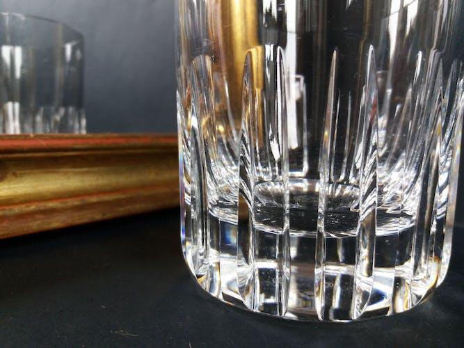Set 4 verres a whisky Baccarat