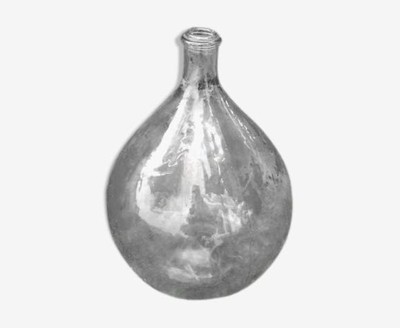 Transparent demijohn 10-12L