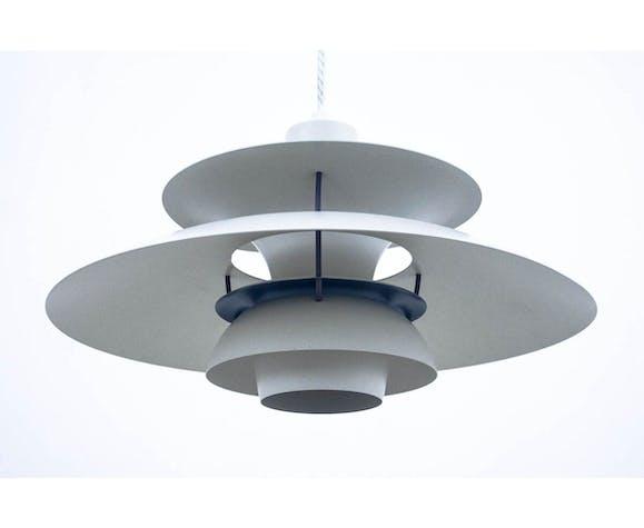 Lampe PH5, P. Henningsen pour Louis Poulsen, années 1980