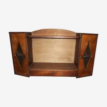 tag re en fonte art nouveau circa 1900 fonte gris art d co jp22as6. Black Bedroom Furniture Sets. Home Design Ideas