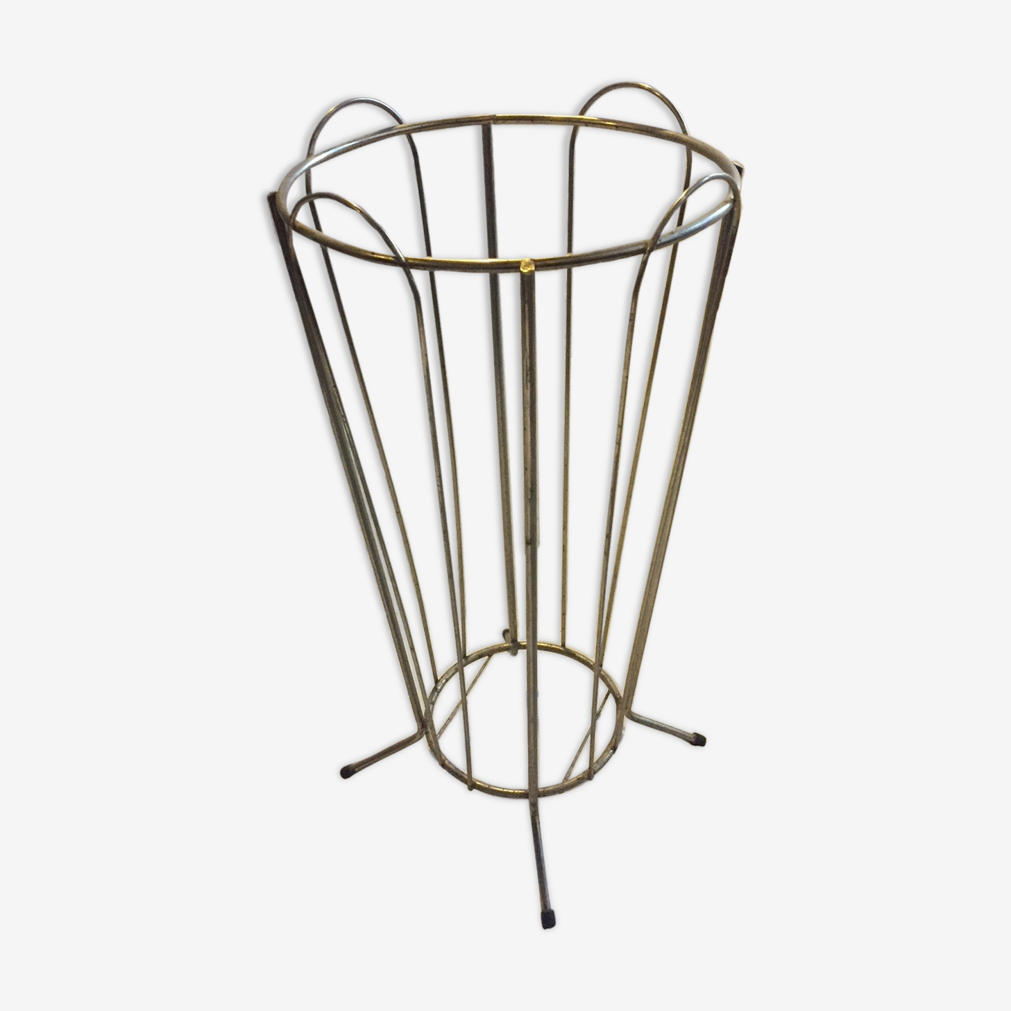 Porte-parapluie métallique 50