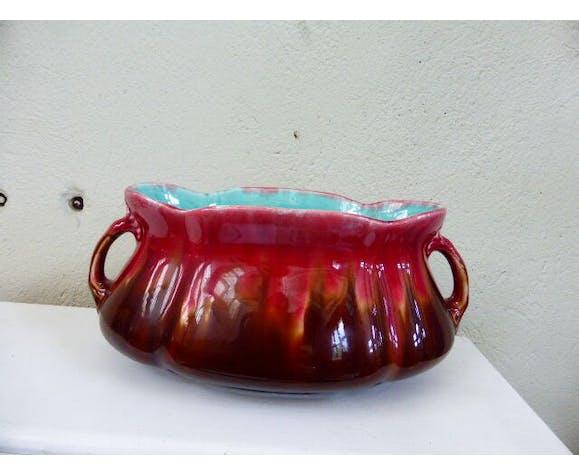 Jardinière en céramique émaillée