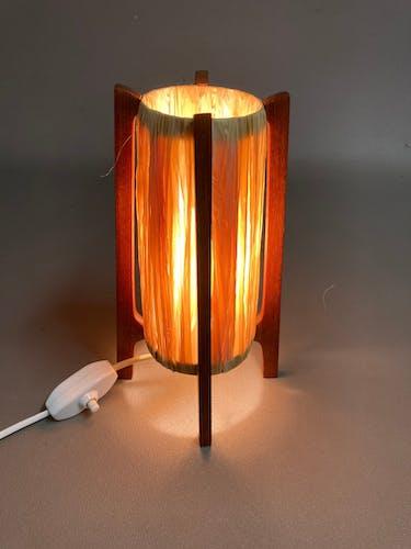 Lampe 1950 design scandinave