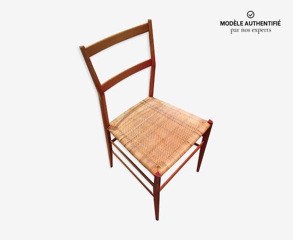 Chaise Superleggera par Gio Ponti pour Cassina