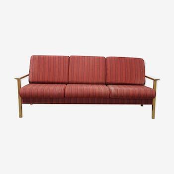 Canapé lit vintage