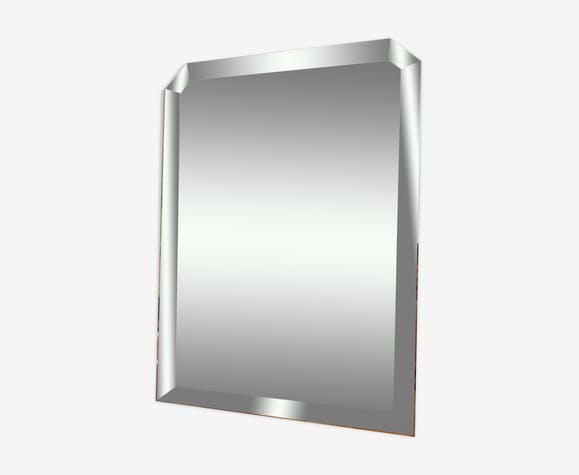 Miroir biseauté 57 x 42cm