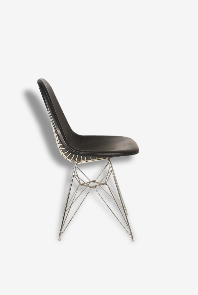 Wire chair de charles et ray eames