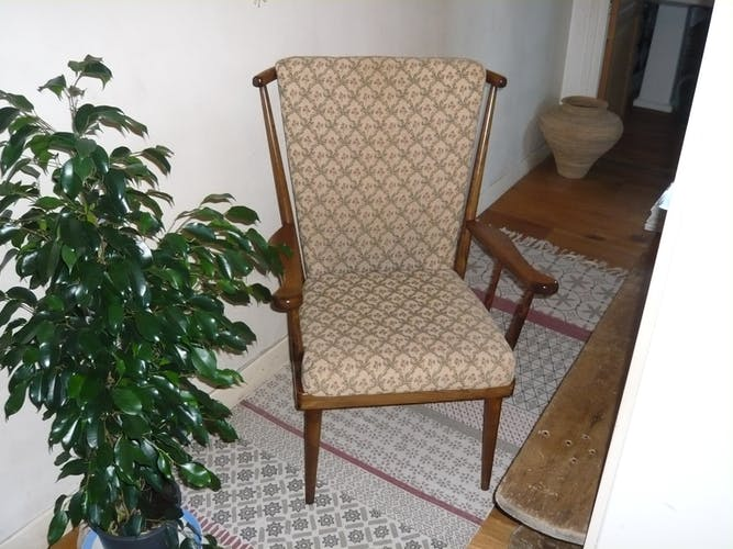 Chair baumann eventail