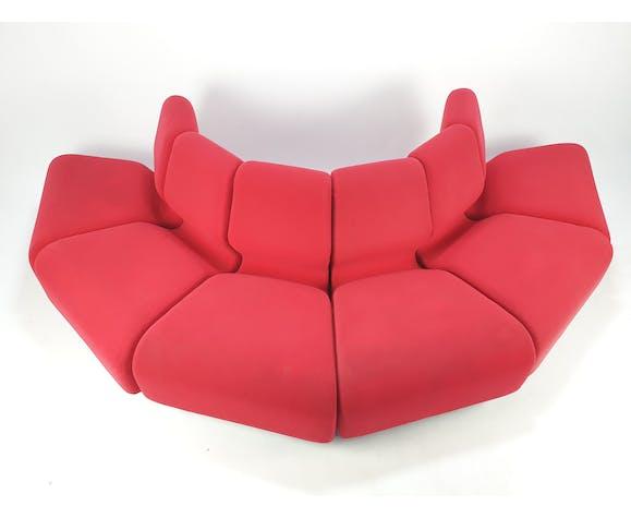 Canapé modulaire de Don Chadwick pour Herman Miller, années 1960