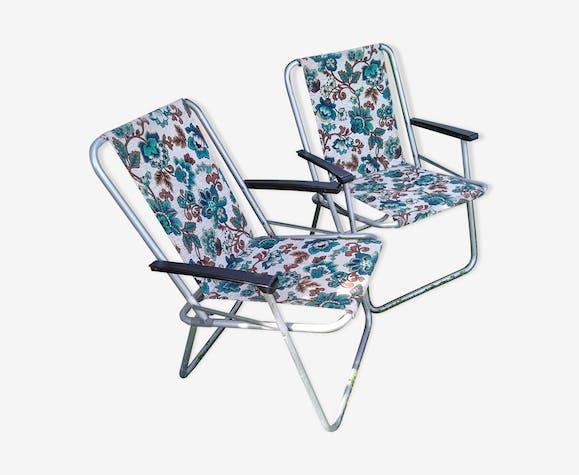 Chaises pliante vintage