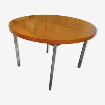 Table ronde par Pierre Guariche édition Minvielle 1960