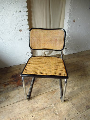 Four B32 chairs by Marcel Breuer