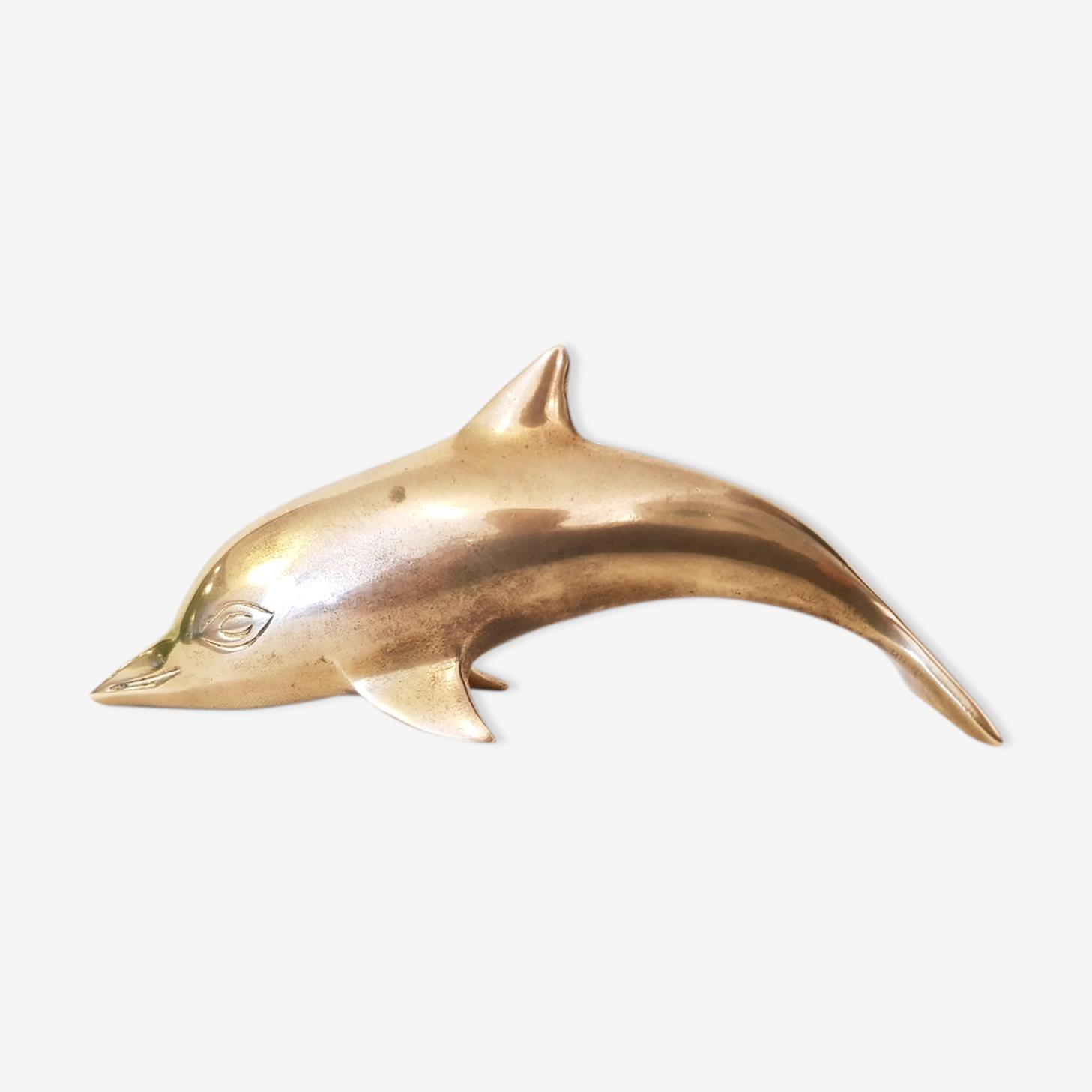 Dolphin brass 70