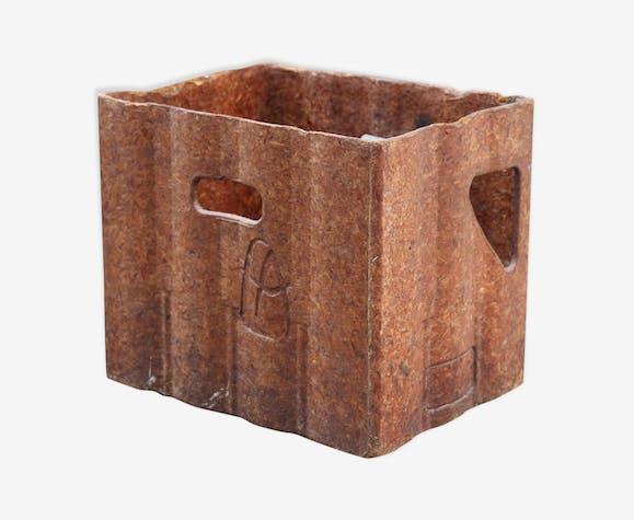 Wooden bottlebox