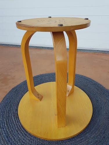 Guéridon table d' appoint années 70/80