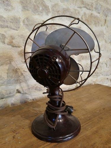 Ventilateur calor circa 1950 en bakélite