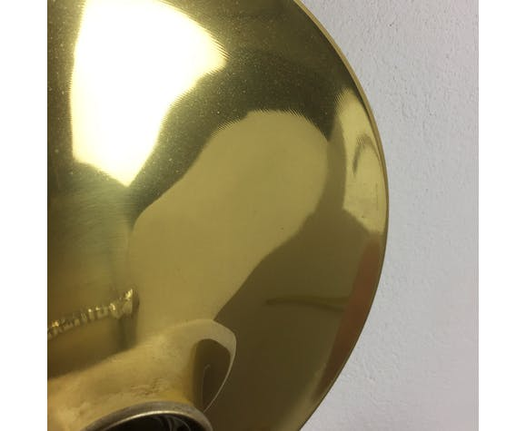 Applied modernist brass gilded by Cosack 60s