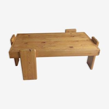 tables vintage d 39 occasion. Black Bedroom Furniture Sets. Home Design Ideas
