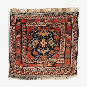 Former carpet Persian Malayer done hand 61cmX70cm 1900 s