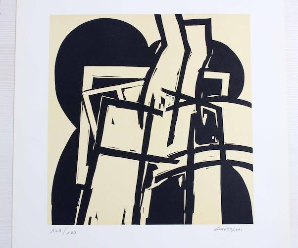 Impression de Rudolf Gautschi 1976